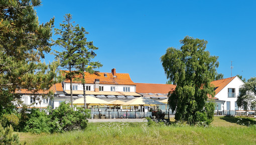 Bryggan i Gislövs hamn